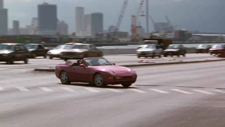 Porsche 968 Cabrio Car in The Specialist 1994 Movie (2)
