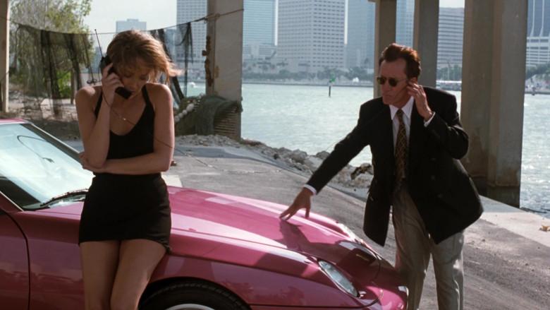 Porsche 968 Cabrio Car in The Specialist 1994 Movie (3)