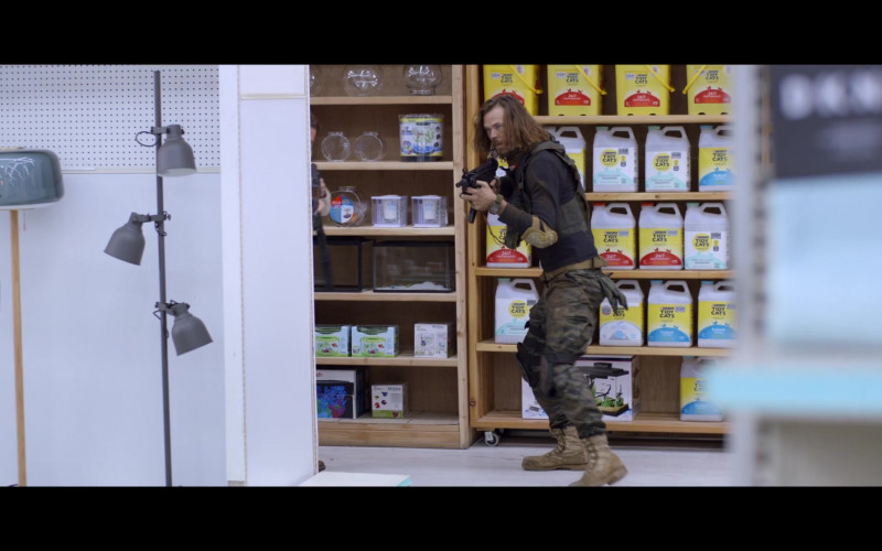 Purina Tidy Cats Cat & Kitty Litter in Rogue Hostage (2021)