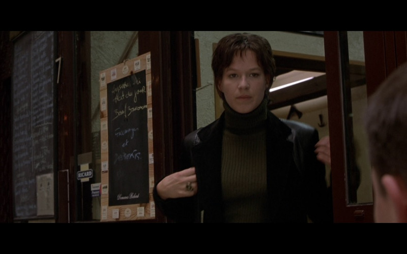Ricard in The Bourne Identity (2002)