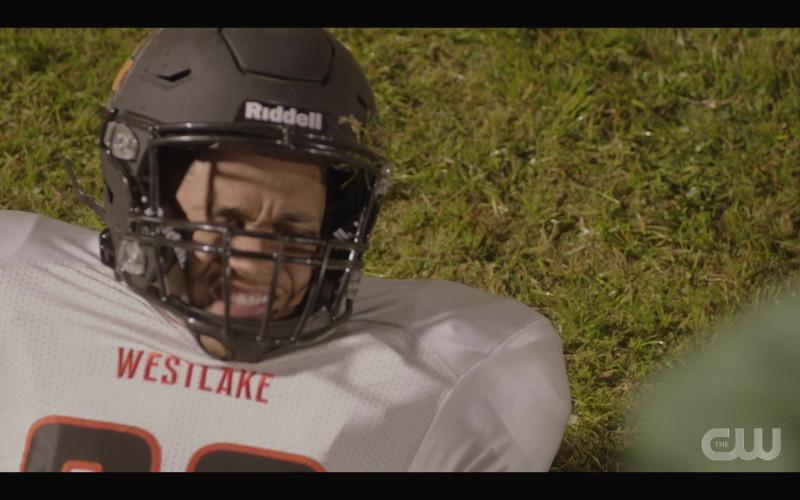 Riddell Football Helmet in All American S03E14 Ready or Not (2021)