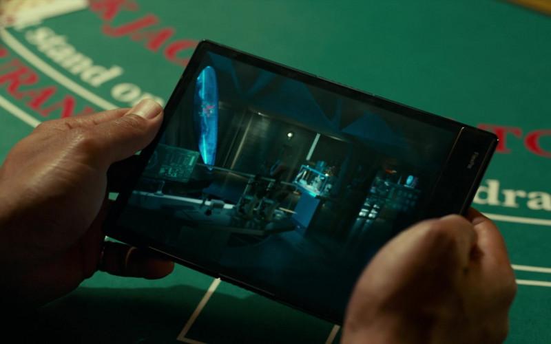 Royole FlexPai Foldable Smartphone in Infinite (2021)