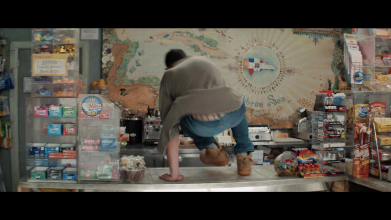 Slim Jim Snack Food in In the Heights (2021)