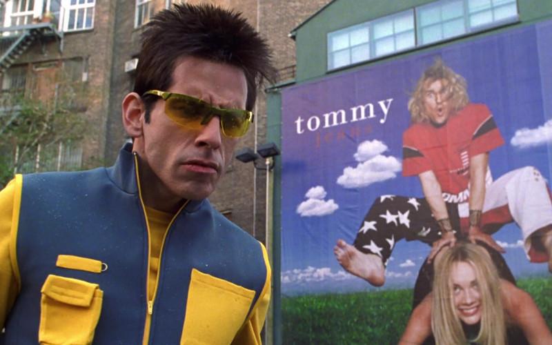 Tommy Jeans (Tommy Hilfiger) Billboard in Zoolander (2)
