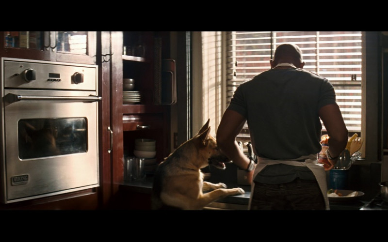 Viking Wall Oven in I Am Legend (2007)